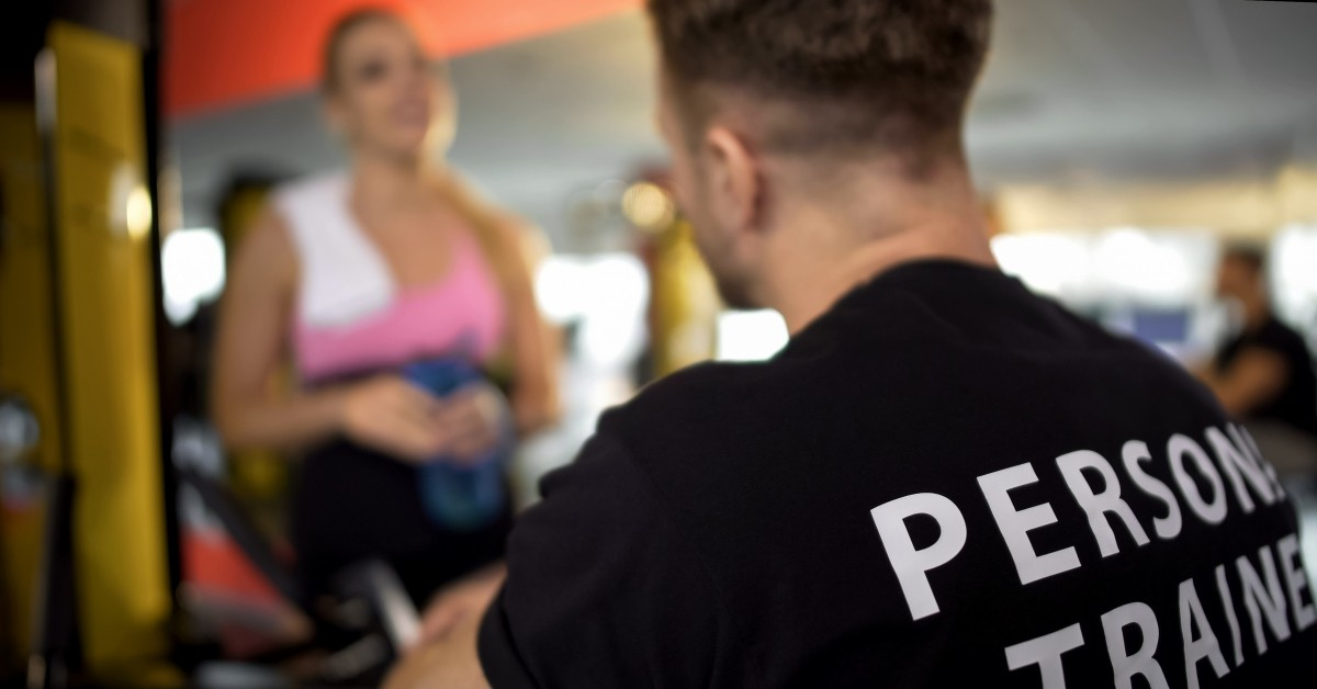 Why You Should Work With A Personal Trainer